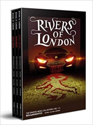 Rivers of London Volumes 1-3 Boxed Set Edition Photo